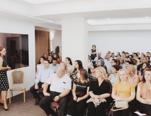 Seminar, prezantim & njohja me NLP-në, Prishtinë